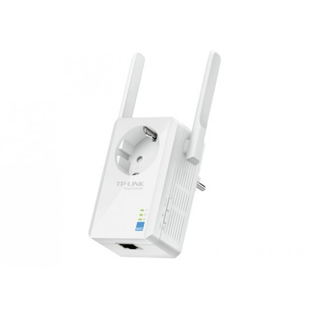 TP-LINK 300Mbps Wireless N Wall Plugged Range Extender