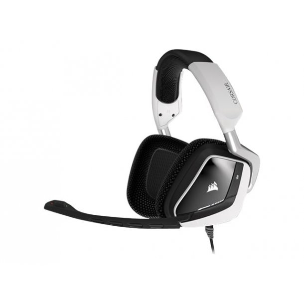 CORSAIR Gaming VOID USB Dolby 7.1 RGB Gaming Headset White