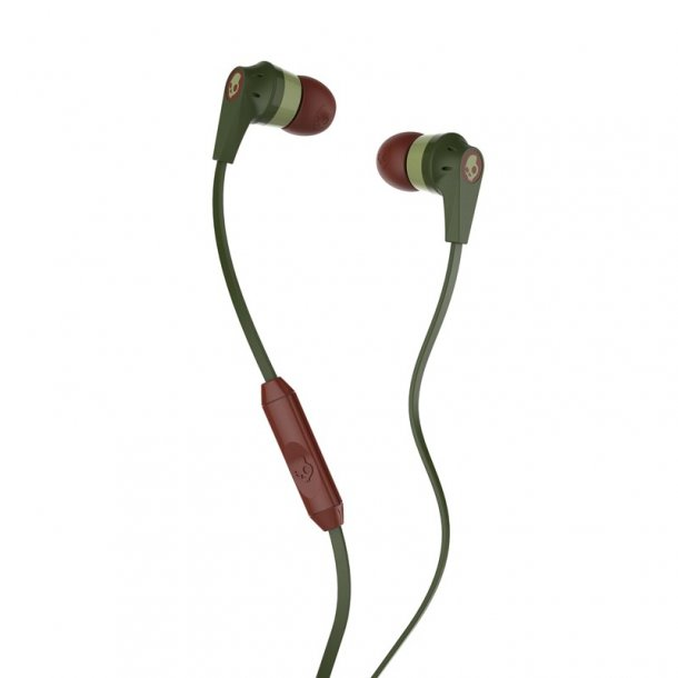 Skullcandy INKD 2.0 Explorer Green/Brown w/Mic1