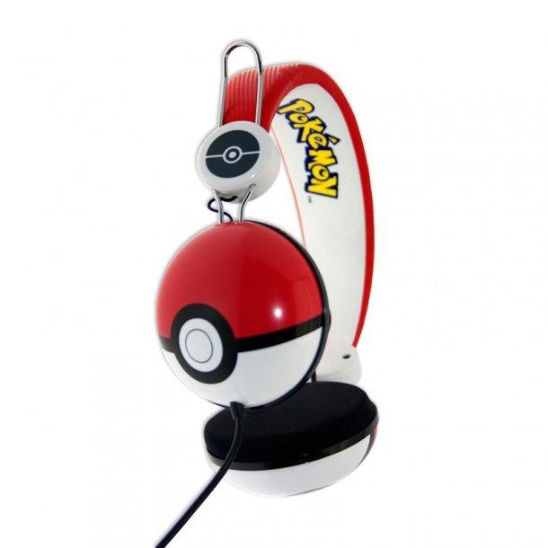 Pokemon Hovedtelefon On-Ear Teen Ball