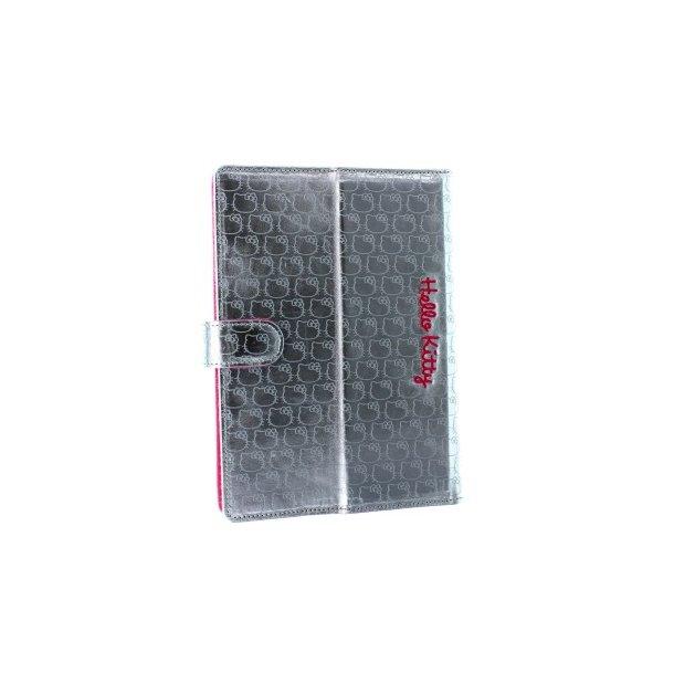 HELLO KITTY Tablet Cover sølv 8