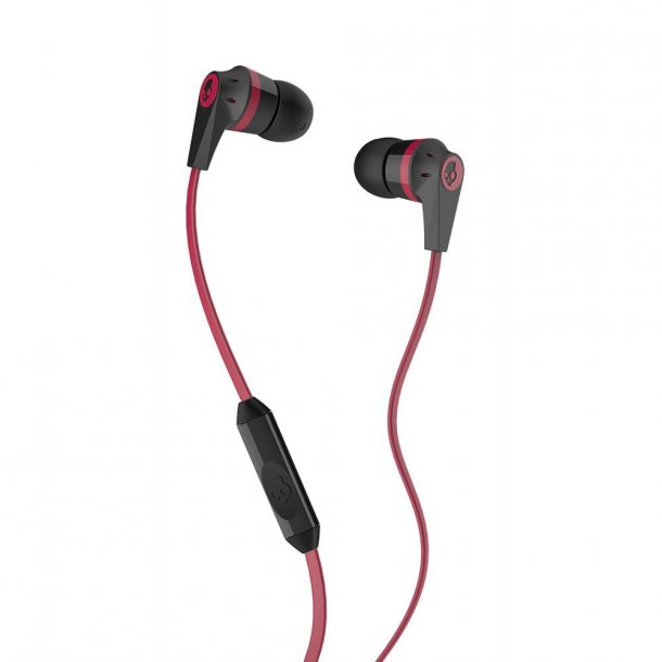 Skullcandy INKD 2.0 Black/Red w/Mic1