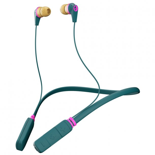 Skullcandy INKD 2.0 WIRELESS Pine/Pink/Pine