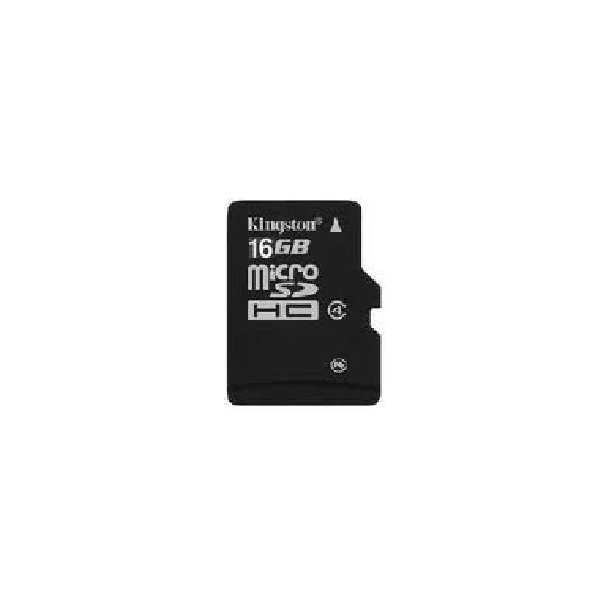 16 GB Micro SD Kort (C4) - Kingston