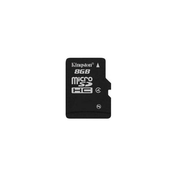 8 GB Micro SD Kort (C4) - Kingston